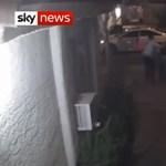 Brutális emberrablást rögzített a kamera – videó