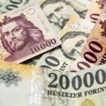 377 ezer forintos átlagfizetést mért a KSH