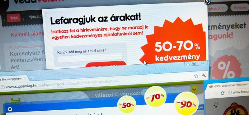 A mobil pénztárca pörgetheti fel a kuponos vásárlást