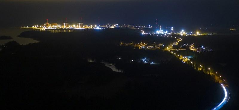 Radioaktív kilengést észleltek egy finn atomerőműben, vészhelyzeti eljárás mellett állt le a reaktor