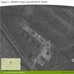 NATO-űrfotók: durva orosz fegyverarzenál sorakozik az ukrán határnál