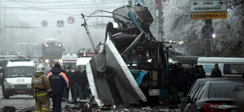 Újabb robbantás történt Volgográdban