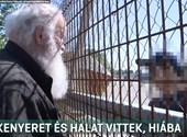 Iványi Gábort nem engedték be ételt vinni az éheztetett menekülteknek