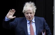 Kikerült az intenzív osztályról Boris Johnson