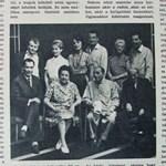 55 éves a rádiós korszak Barátok köztje, A Szabó család