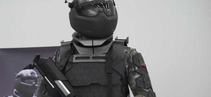 59 kegyetlen kütyü van az orosz katonák új harci öltözetén – de hogyan töltik őket?