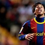 Messi: a Manchester United szerencsére nem Real Madrid