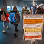 Tíz órába telt a cseheknek felderíteni a koronavírusos diáklányok útját