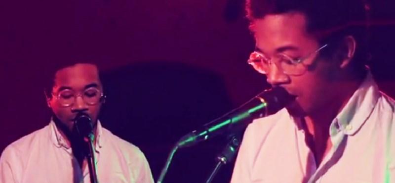 Zene kávéhoz: Toro Y Moi - Light Black live (videó)