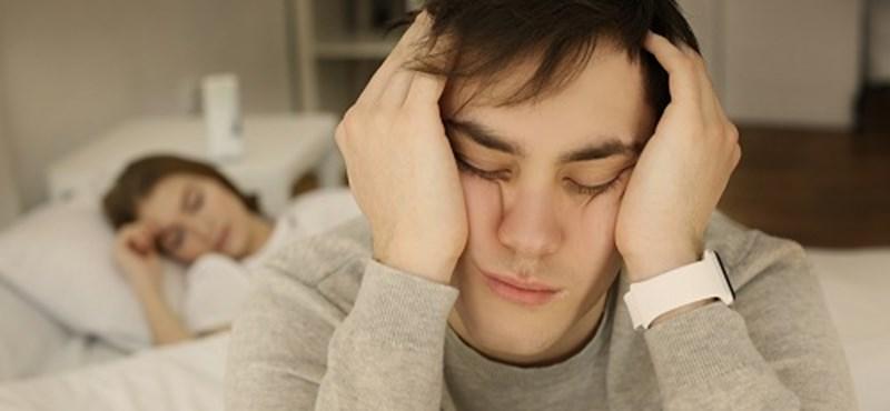 Alvásfigyelő applikációk: Placebo vagy valódi megoldás?
