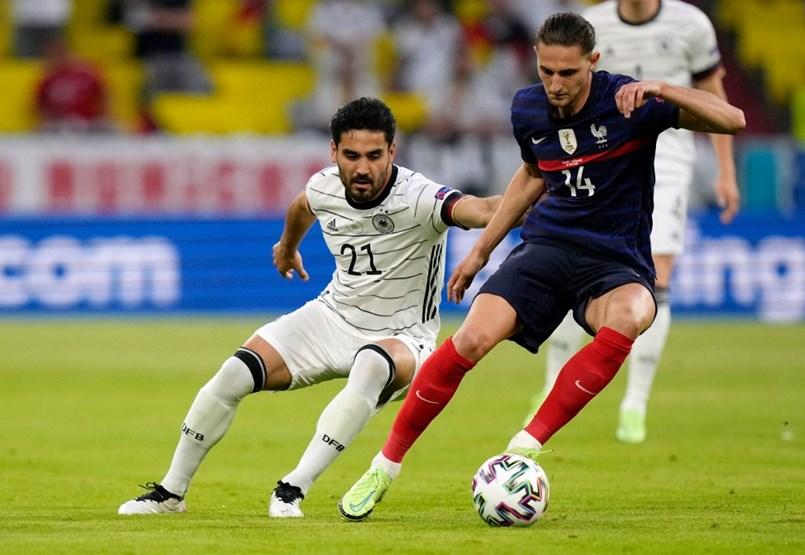 Franciaország - Németország 1–0 – percről percre a kontinenstorna ötödik játéknapjáról