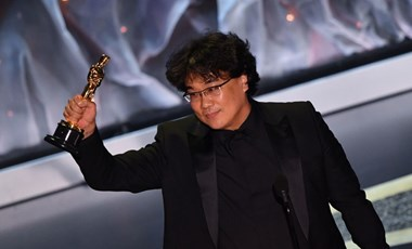 Pong Dzsunho lett a legjobb rendező