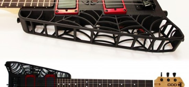 Új korszakba értek a gitárok?