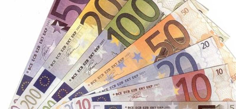Egy titokzatos jótevő 50 millió forintot osztogatott