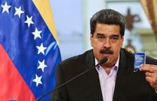 Venezuela éhezik, de nem engedi be a segélyeket