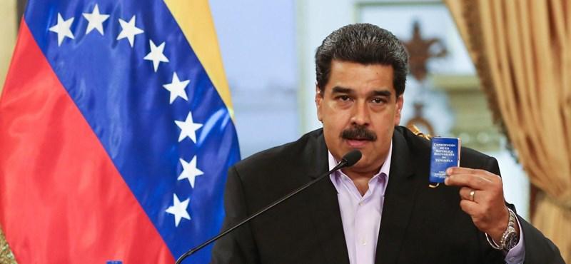 """""""Szabadság hadművelet"""": durva jelenetekkel indult Guaidó felkelése Venezuelában"""