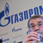 A Gazprom ég, mint a Reichstag