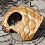 Tengeri sün pavilon Stuttgartban