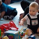 Napi cuki fotók: György herceg imádnivaló, és úgy csinál, mint minden csecsemő