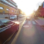A zebrán gázoltak el két gyalogost Veszprémben