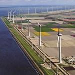 A világ legnagyobb részén már a nap- és a szélenergia a legolcsóbb
