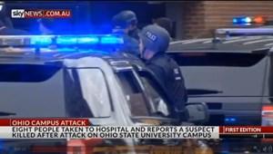 Merénylet az ohiói egyetemen, legalább tíz hallgató megsebesült