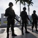 Könnygáz, paprikaspray és gumilövedék fogadta az olimpiai lángot Rióban