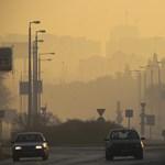 Szmog: tizenhárom városban veszélyes a levegő