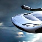 Mi lesz ebből? Repülő autókat gyárt majd a Volvo?