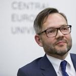 Határozottan visszautasítja Orbánék vádjait a német miniszter
