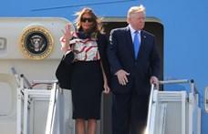 Melania Trump szóvivője lesz Donald Trump szóvivője is