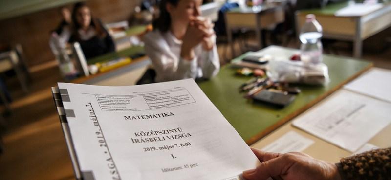 Így kellett megoldani a tegnapi középszintű matekérettségit: itt a hivatalos megoldókulcs