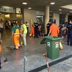 Jogerős: felmentették a közterület-fenntartók Hagyó-érabeli vezetőjét