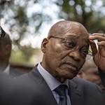 Hivatalos: lemondott a botrányokba keveredett dél-afrikai elnök