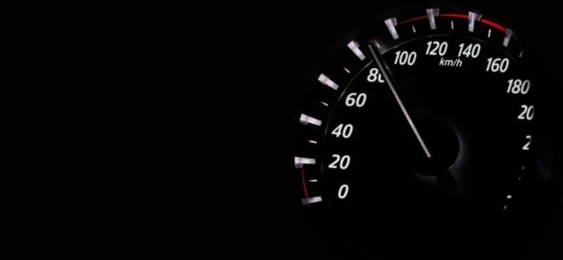 Mit szólnának ehhez nálunk? Ha 90 km/h-ra helyett, csak 80-nal lehetne menni