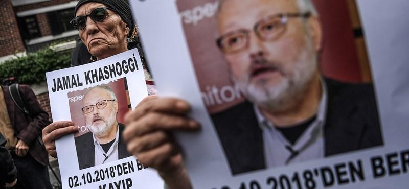 Hasogdzsi halála: a CIA igazgatója már hallotta a hangfelvételt