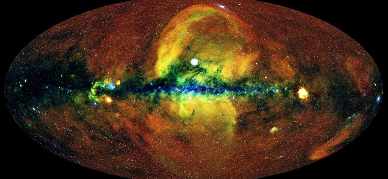 1,5 millió kilométerre van a Földtől a műhold, gyönyörű képet készített a világegyetemről