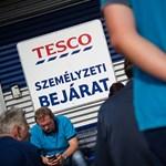5,5 százalékos béremelésről egyezett meg a Tesco a szakszervezetekkel