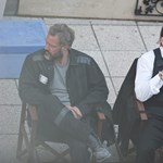Fotó: Ganxsta Zolee is szerepel Bruce Willis filmjében