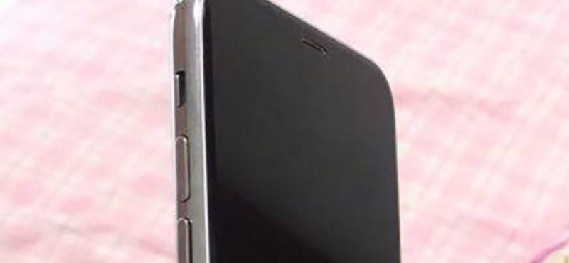 Akár kézbe is vehető: ilyen lesz az iPhone 8?