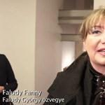 Faludy György plüss rókája azért gazdára talált - videó