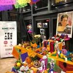 Felállították Frida Kahlo halottak napi oltárát