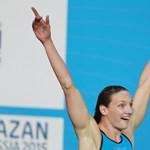 Hosszú Katinka bronzérmes 200 pillangón