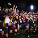 A Videoton focicsapata nyerte a magyar bajnokságot