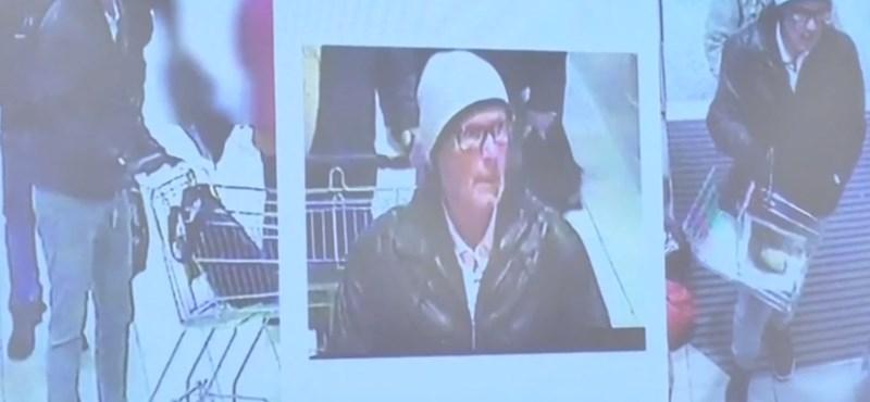 Fotó, videó is van már a német üzletláncokat mérgezéssel fenyegető zsarolóról