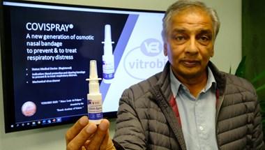 Működhet-e egy orrspray a koronavírus ellen? Egy francia cég állítja, hogy igen