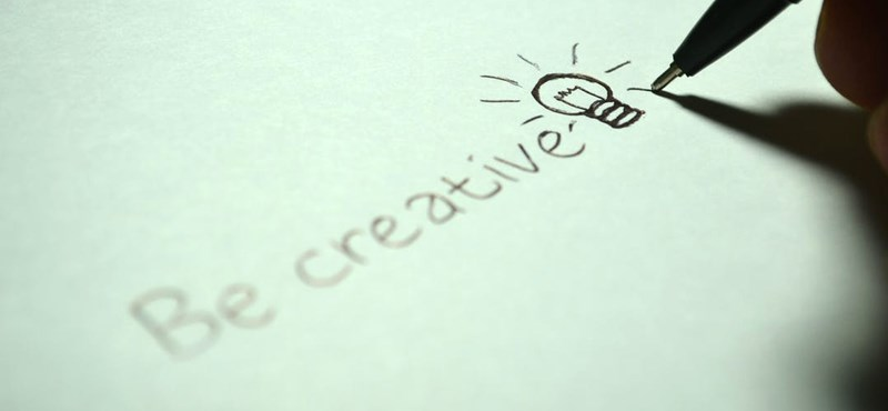 Egy apró körülmény, amely sokkal kreatívabb gondolkodásra sarkallhat