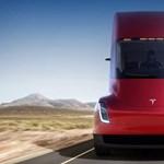Végre kiderült a Tesla elektromos kamionjának az ára