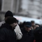 Fidesz-székház: egy embert elvittek a rendőrök, majd távoztak