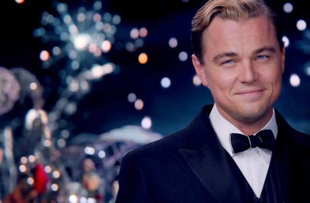 Leonardo Dicaprio a Great Gatsbyben